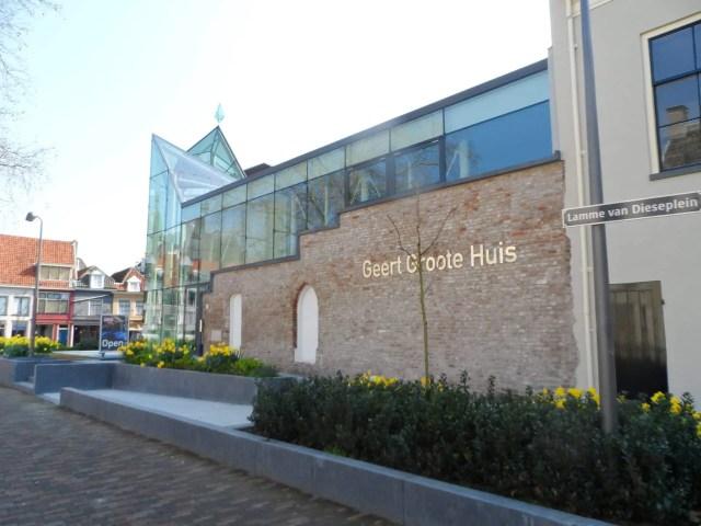 Geert Groote Huis, netherlands