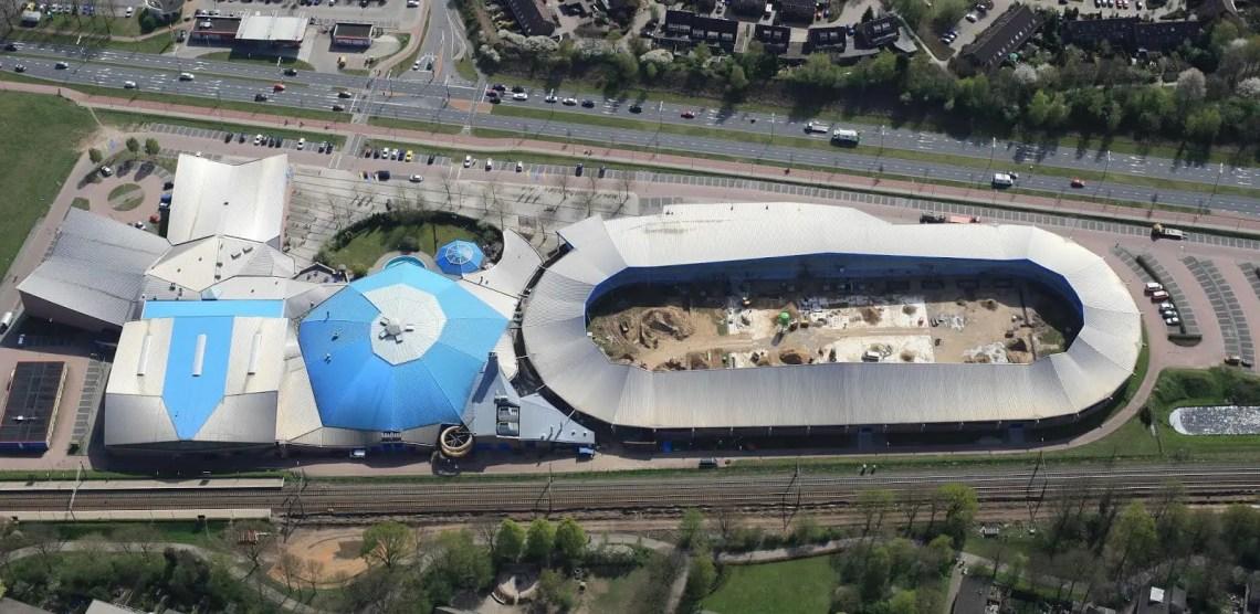 Sports and Event Center De Scheg