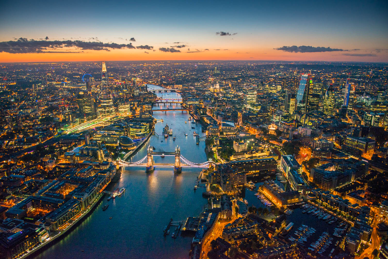 London Reasons to visit