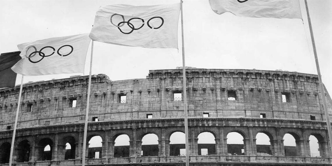 Olympic Games held in Rome