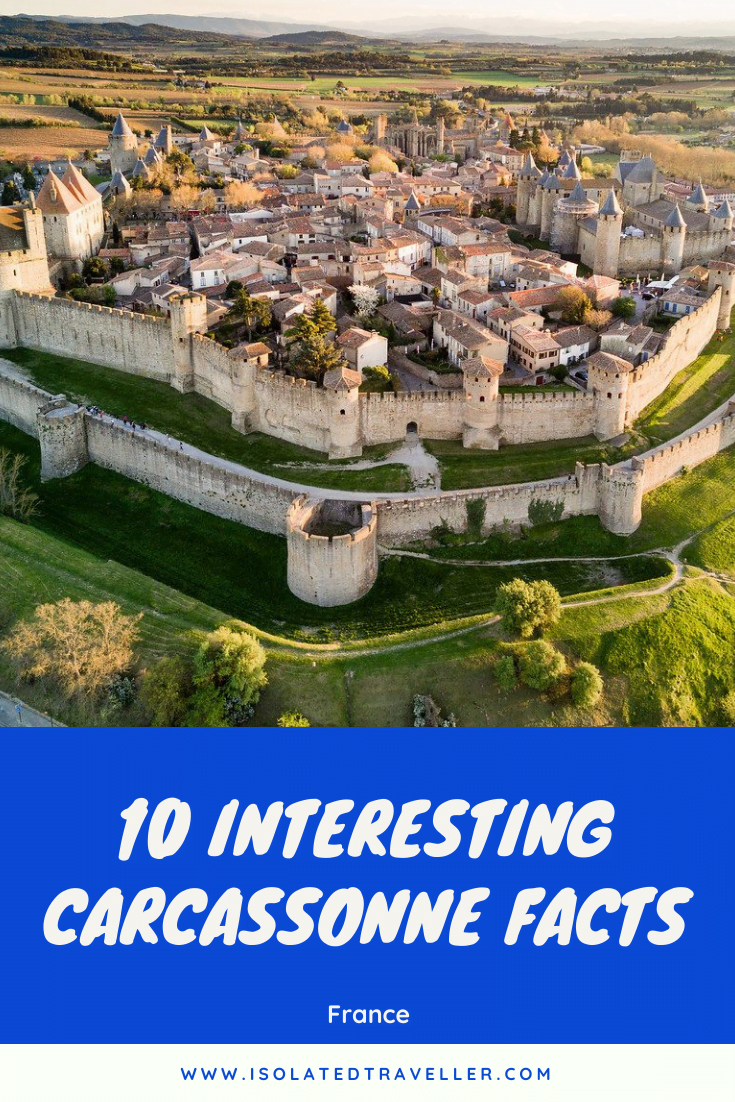 10 Interesting Carcassonne Facts 1