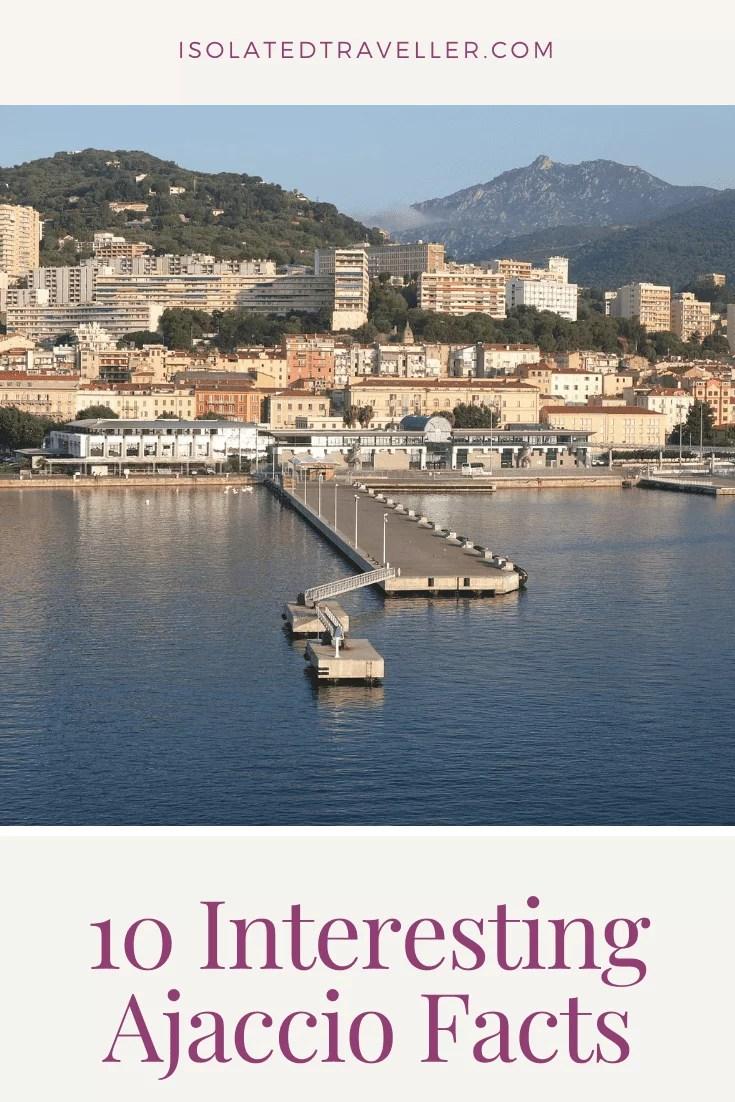10 Interesting Ajaccio Facts 1