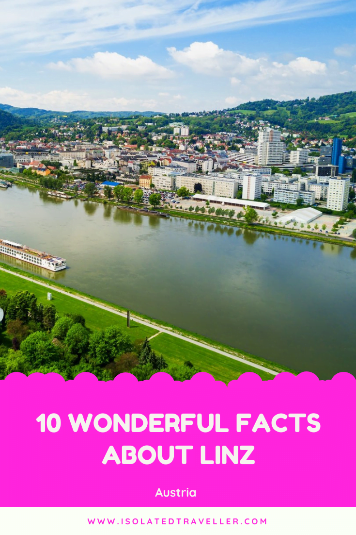 10 Wonderful Facts About Linz 2