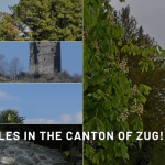 All Castles in the canton of Zug, Switzerland 1