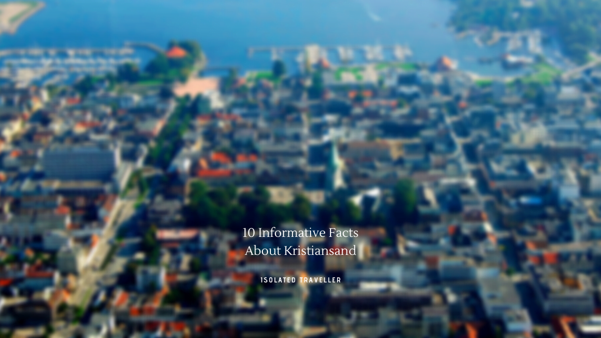 Facts About Kristiansand