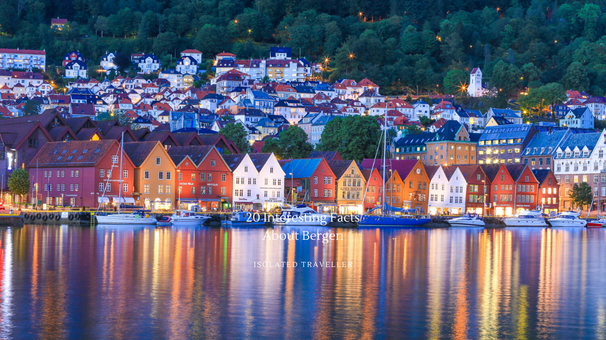 Facts About Bergen