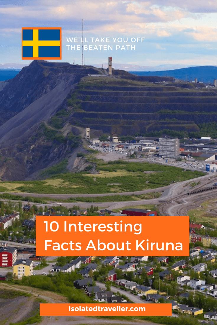 Kiruna Facts