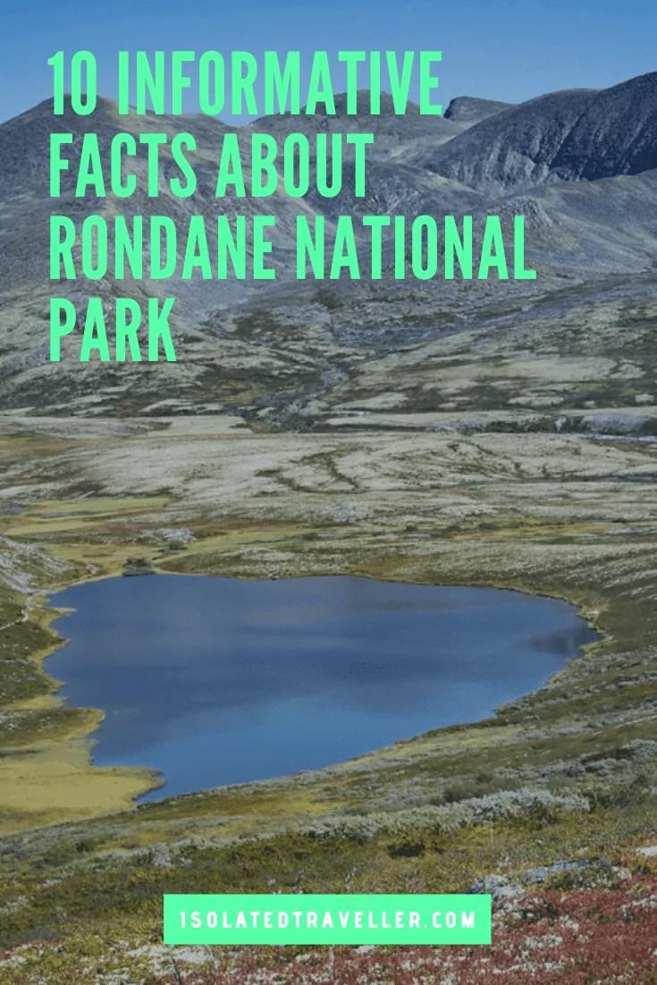 Facts About Rondane National Park