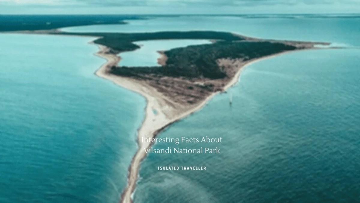 Vilsandi National Park Facts