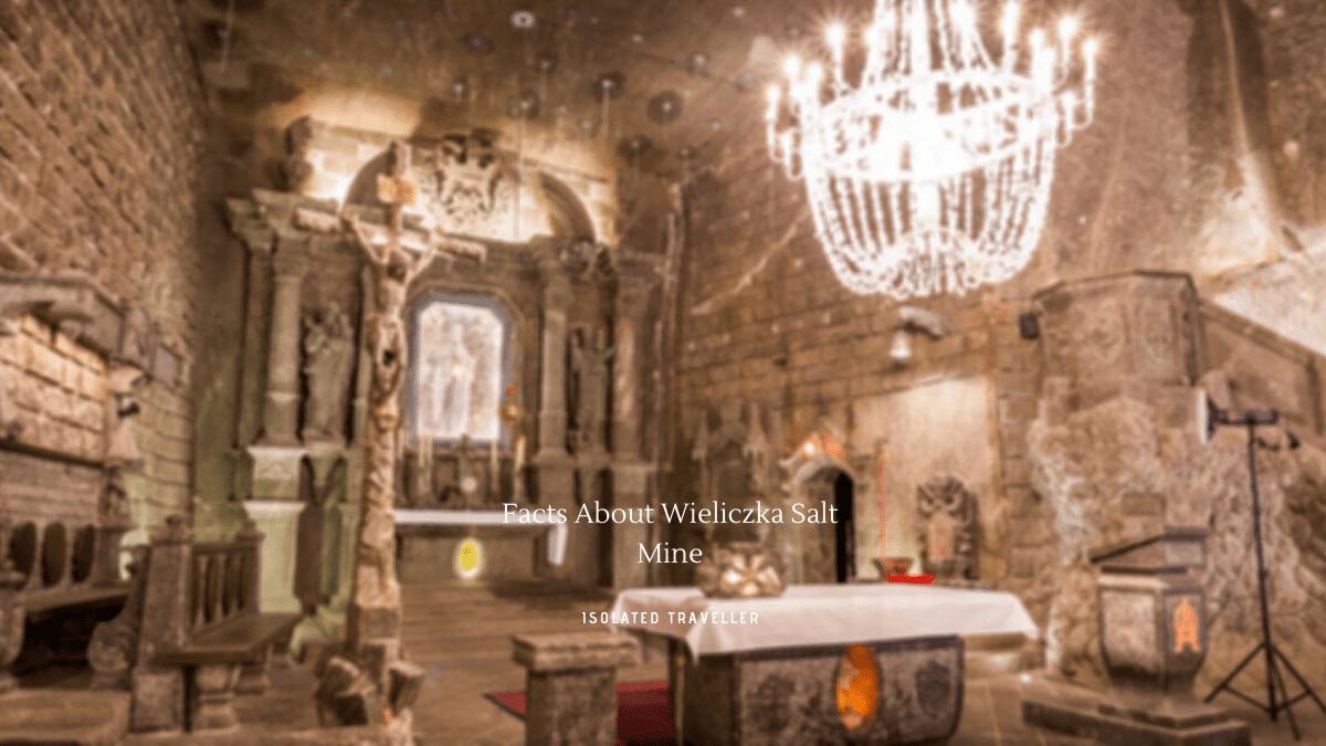 Facts About Wieliczka Salt Mine