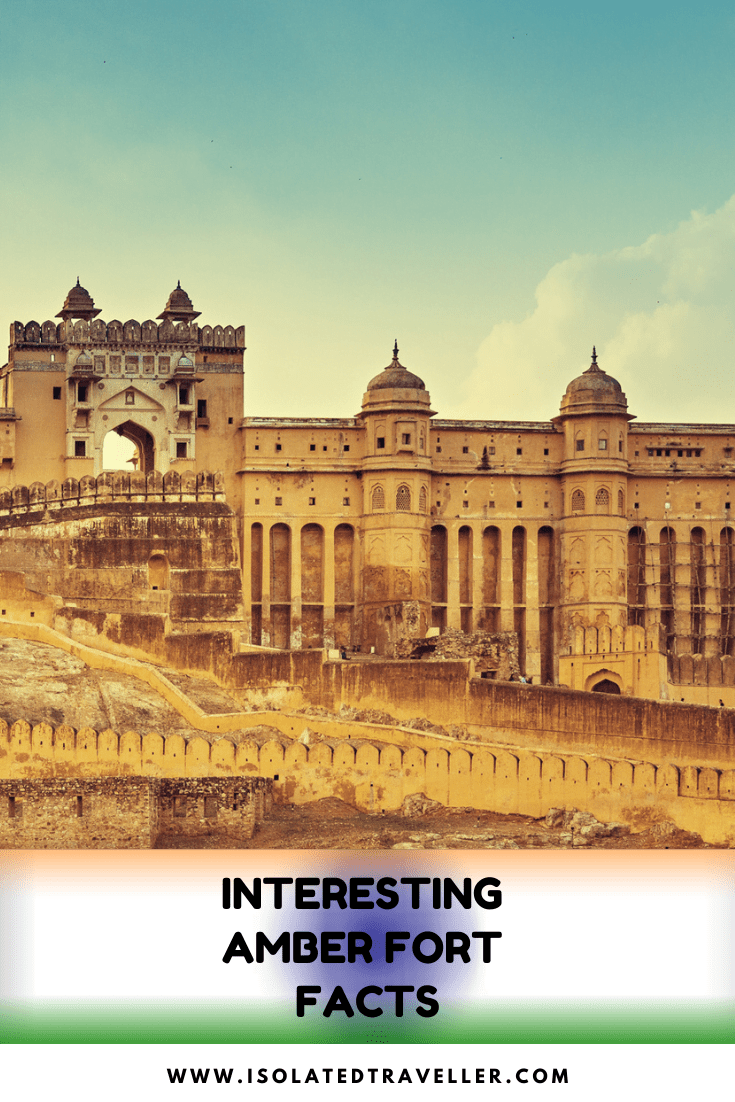 Amber Fort Facts
