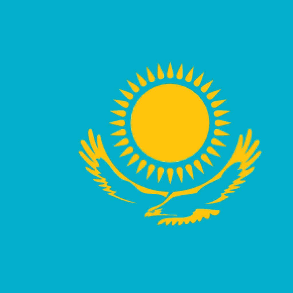 Flag of Turkic Council 2