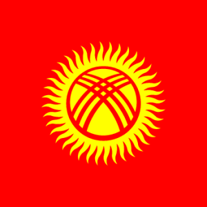 Flag of Turkic Council 3
