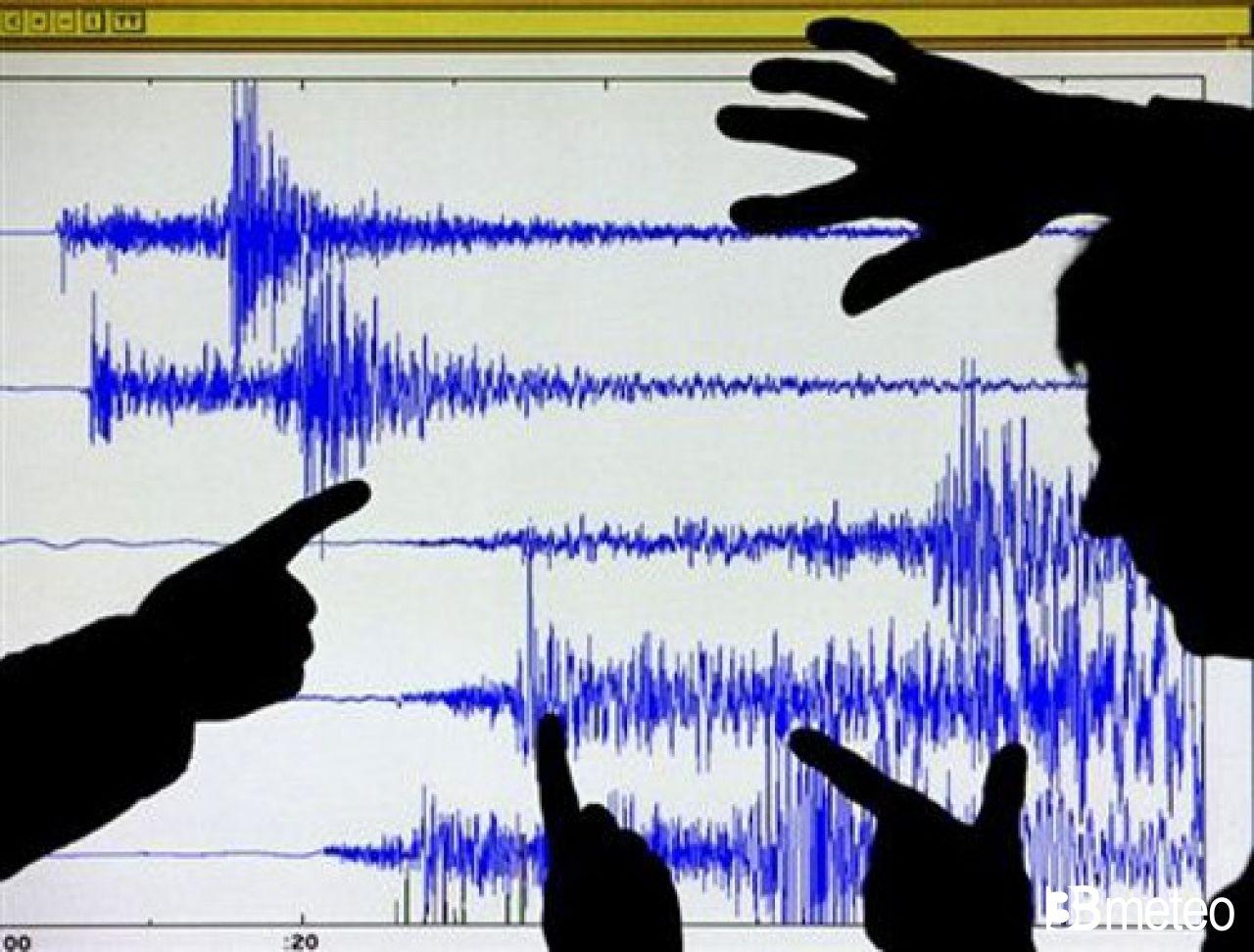 Terremoto oggi in Sicilia: scossa magnitudo 3.5 a Troina
