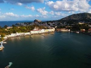 Ischia, Il porto.