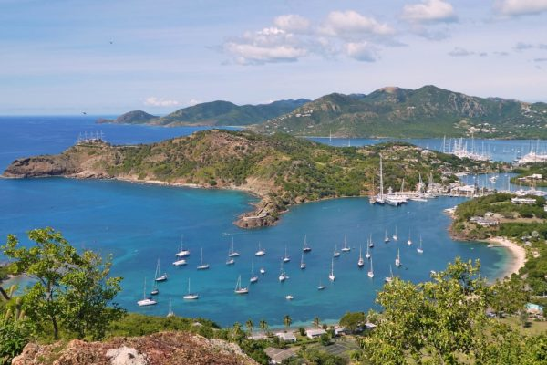 Antigua English Harbour
