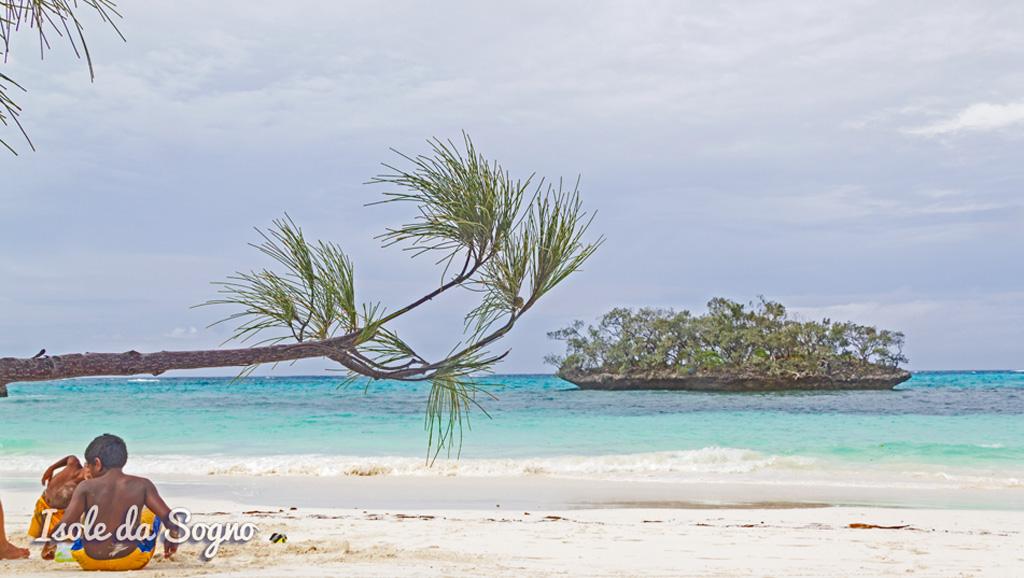 lifou spiaggia