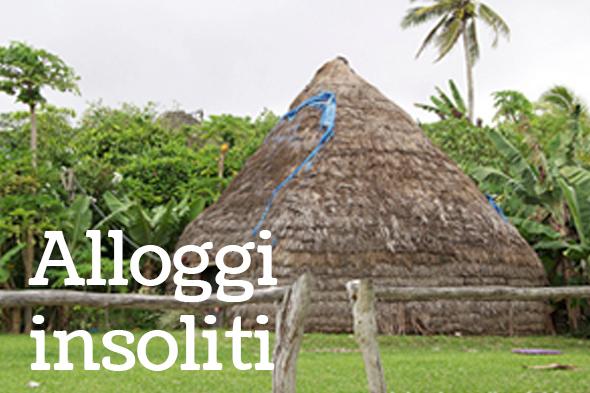 alloggi insoliti isole da sogno