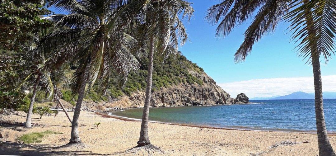 spiaggia les saintes guadalupa
