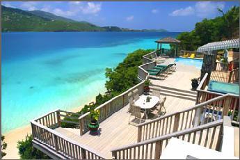 Vacanze in villa isole vergini usa for Ville americane interni