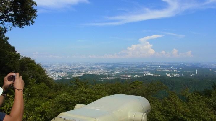 車で練馬から高尾山までの行き方と駐車場
