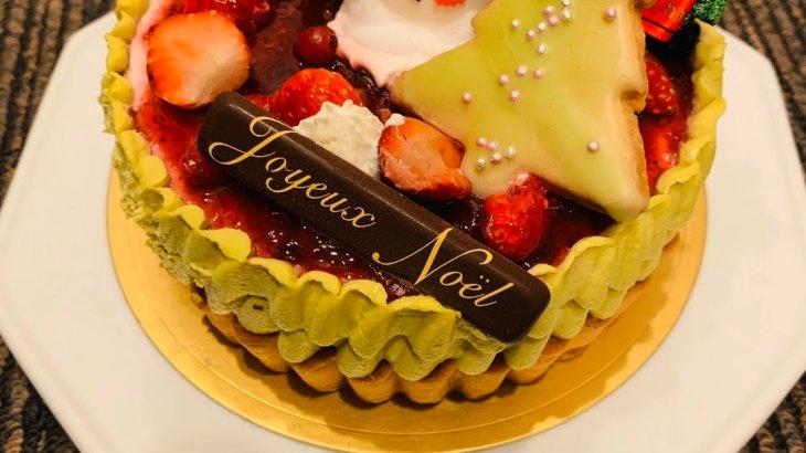 クリスマスケーキは中村橋のプロスペール サンタはいつまで信じてくれるのか?