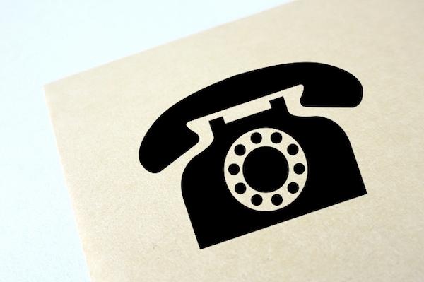 長期間不在なら留守番電話も工夫する