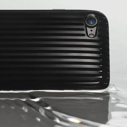 ジュラルミン製iphoneケース