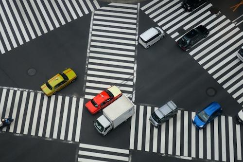 タクシー仕事内容 - 街の特性に詳しい