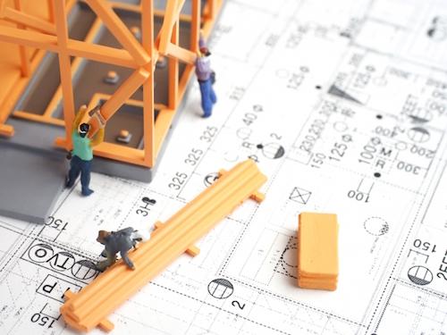 新築一棟木造アパートならば融資がつきやすい