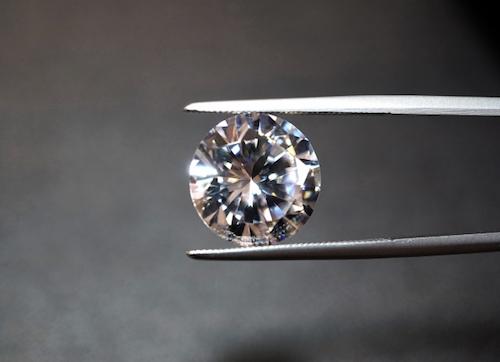 いつどこで購入したダイアモンドか