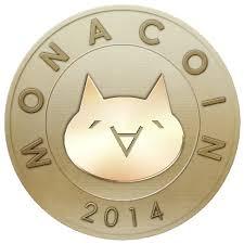 MonaCoin(モナーコイン)根強い人気