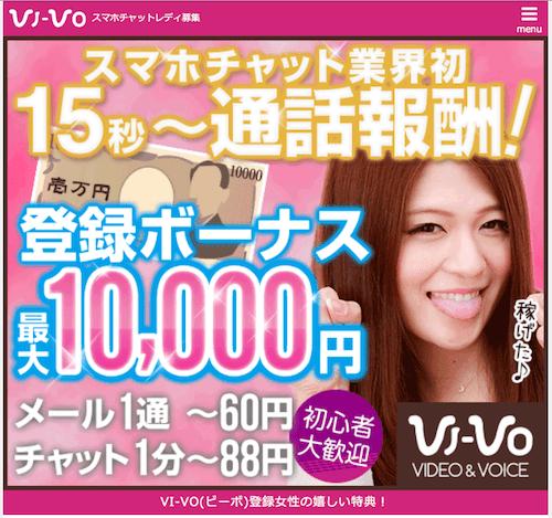 VI-VO(ビーボ)での稼ぎ方が知りたい!稼ぐためにはどうすれば良いの?