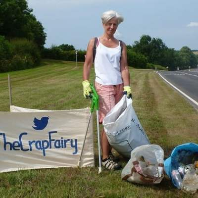 Litter-picking: why bother?