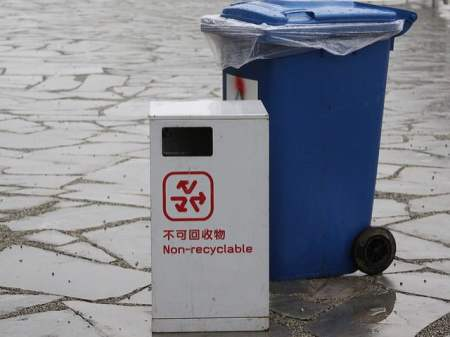 Pic: Non-recylable