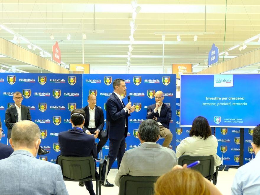 50 Nuovi Supermercati Lidl e 2Mila posti di lavoro