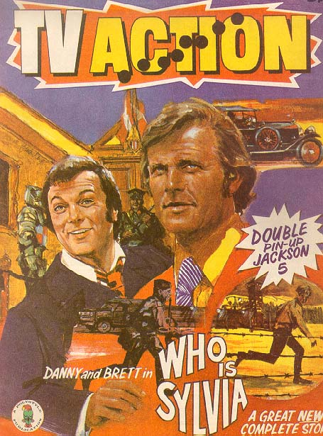 Image result for persuaders comics