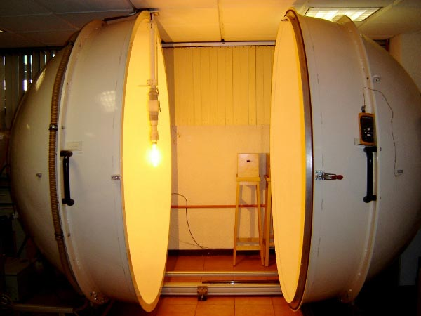 esfera integradora de Ulbricht