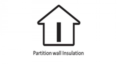 Partition Wall Insulation