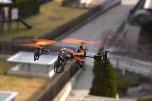 Drones en la construcción