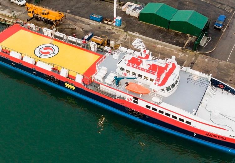 Catamaranes Seacor Puma Oliver Design