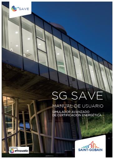 SG SAVE. Manual de Usuario