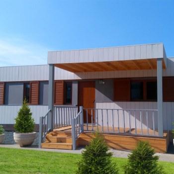 Primera vivienda industrializada con certificado Passivhaus y un análisis de ciclo de vida según la norma ISO 14025