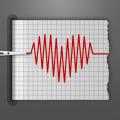 Cardiografo (Cardiograph): misurazione della frequenza cardiaca (pulsazioni) usando i tuoi iPhone e iPad Camera - Registra l'idoneità cardiaca di amici e famigliari (AppStore Link)