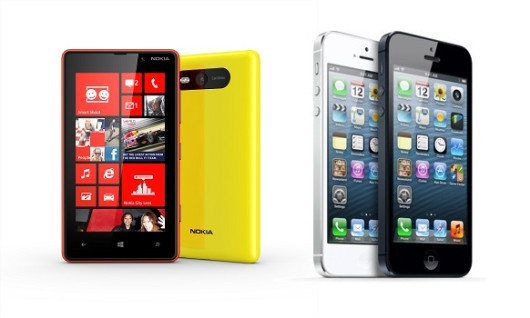 iphone 5 lumia