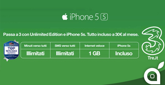 3 unlimited iphone 5s