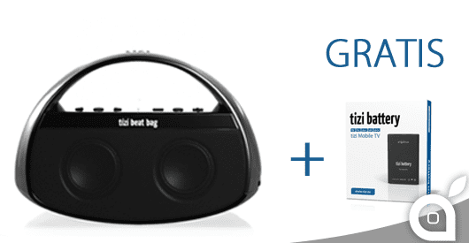 tizi beat bag home offerta amazon