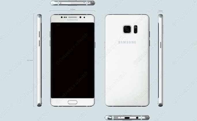Samsung Galaxy Note 6/Samsung Galaxy Note 7 Launch Date, Rumors and Specs