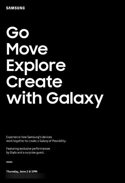 Samsung-Event-Invite