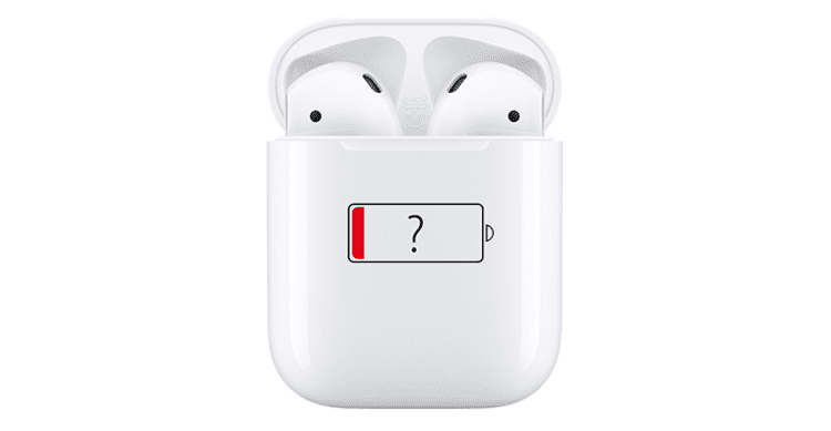 empty-battery-airpods